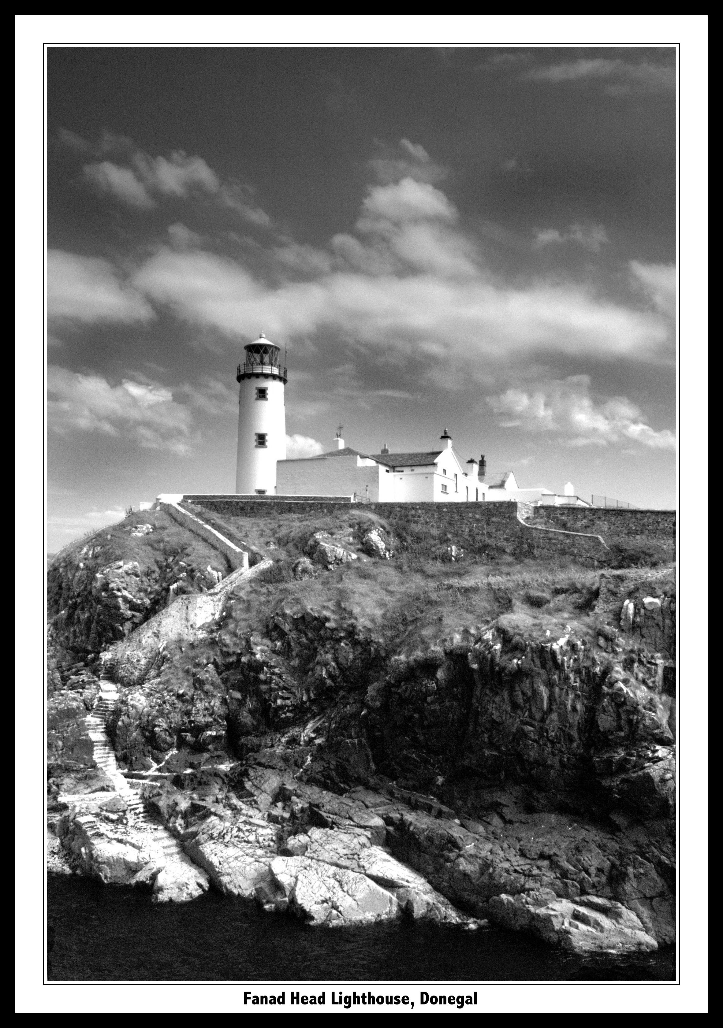 Fanad Head Lighthouse Donegal slideshow