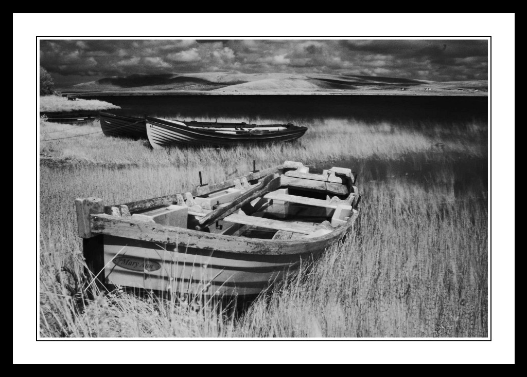 Boats-On-Carrowmore-Lake