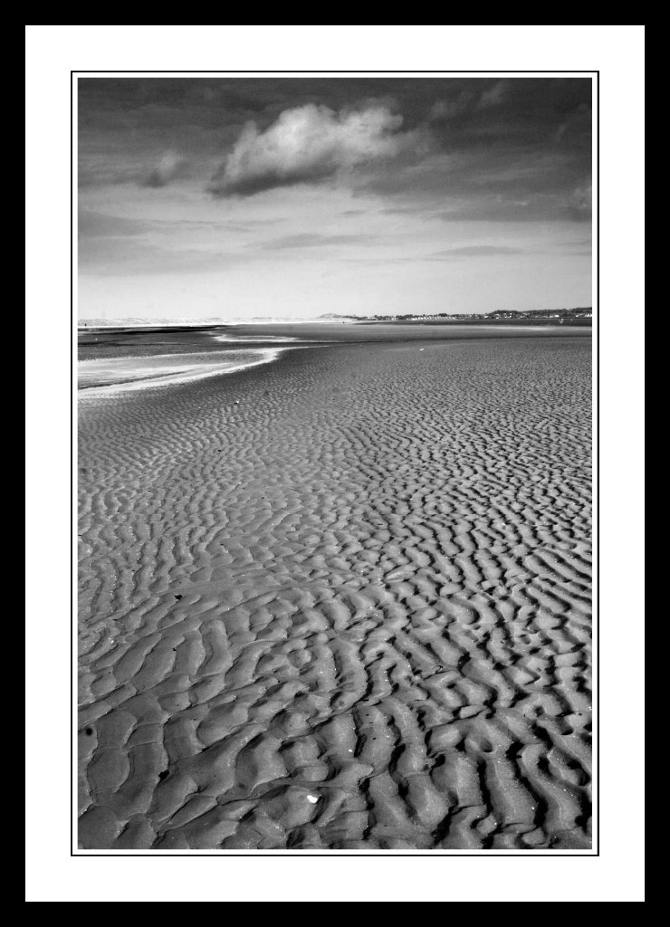 Dollymount-Strand-Sand