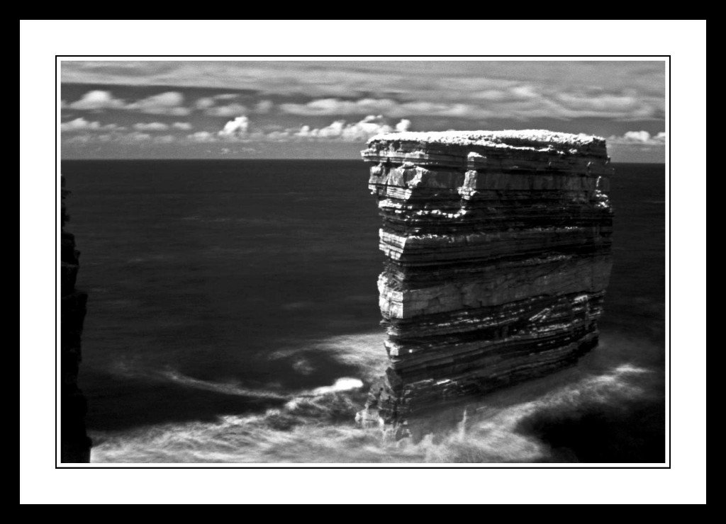 Downpatrick-Head-Sea-Stacks-Infra-Red