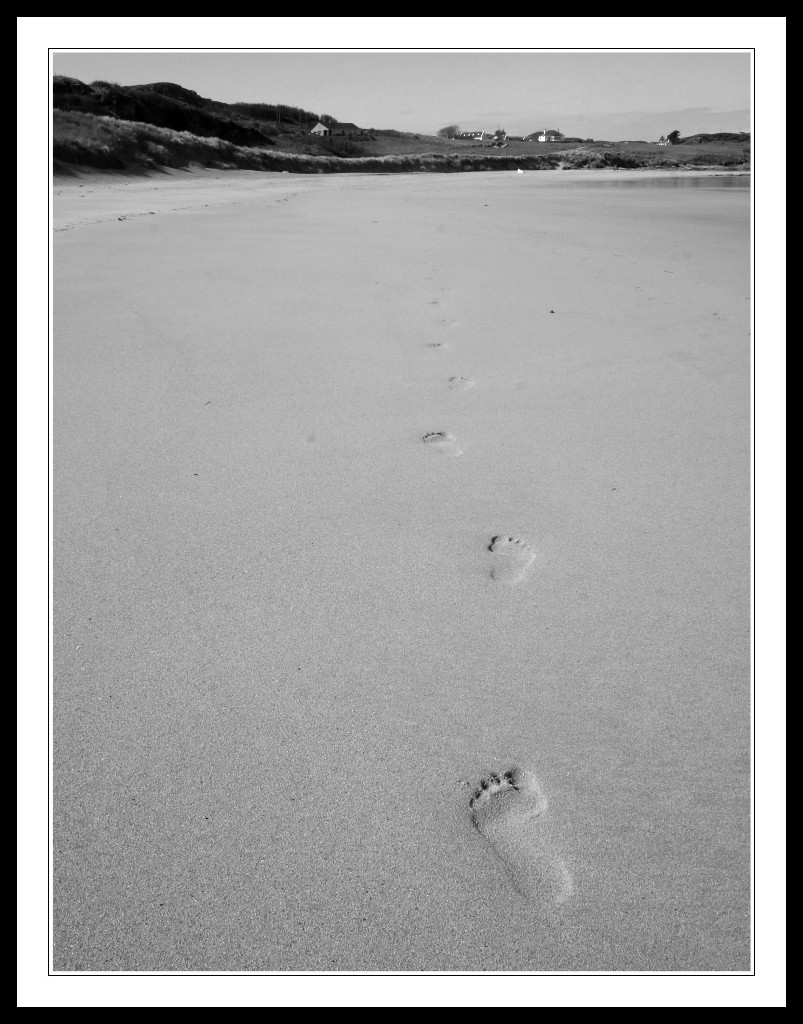 Footsteps-on-Drumnacraig-Strand